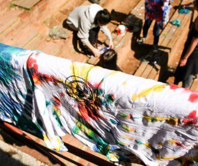 Quatro dias de arte e integração