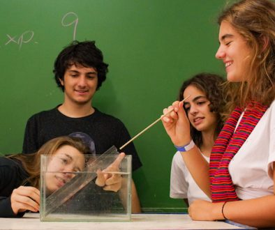 """""""Cada aula é um enigma a ser desvendado"""""""
